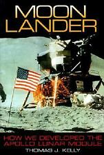 Moon Lander: How We Developed the Apollo Lunar Module-ExLibrary