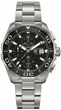 BRAND NEW TAG HEUER AQUARACER CAY211A.BA0927 AUTOMATIC 300M CHRONOGRAPH WATCH