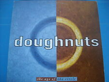 LP DOUGHNUTS THE AGE OF THE CIRCLE VINYL BLUE NUOVISSIMO LOOK