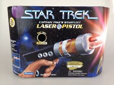 Star Trek Captain Piles Starfleet Laser Pistol - Collectors Series Edition Boxed