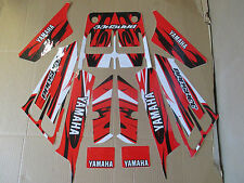 YAMAHA  BANSHEE  GRAPHICS  RED WHITE