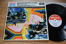 THE MOODY BLUES Days Of Future Passed LP Deram 258.058 B