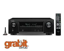 Denon AVR-X1200W - 7.2CH AV Receiver Bluetooth Hifi Streaming Audio Dolby ATMOS