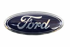 "Ford OEM 2006-2012 Front 7"" Long Grille Emblem Badge Nameplate AS4Z-8213-A"