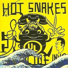 Suicide Invoice by Hot Snakes (CD, Jun-2002, Swami Recordings)