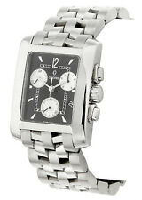CONCORD SPORTIVO STAINLESS STEEL CHRONOGRAPH MENS WATCH $2700 RETAIL