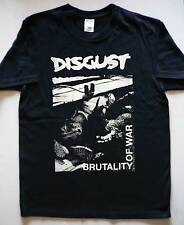 DISGUST T-shirt Dischange Meanwhile Discharge Disclose Extreme Noise Terror