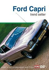 Ford Capri Trend Setter (New DVD) Mk 1 to Mk 3 Ford Cars