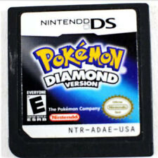 3DS Lite For Pokemon Diamond Version Game Card Gifts For Fans Children
