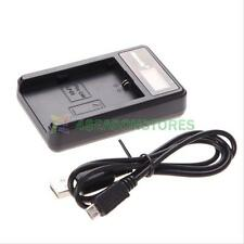 Camera Battery Charger LP-E6 LCD USB Dock For Canon EOS 5D Mark II III 5DS 6D 7D