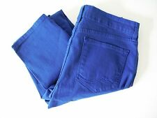 NYDJ Not Your Daughter's Jeans Skinny Ankle Jeans Havana Blue Sz 4 - NWT