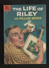 "1958 1st ISSUE "" THE LIFE OF RILEY "" DELL   COMIC BOOK  ORIGINAL ! HIGHER-GRADE"