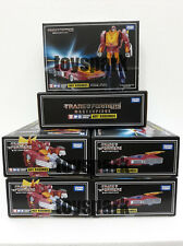 TAKARA TOMY Transformers Masterpiece MP-28 HOT ROD RODIMUS G1 action figure