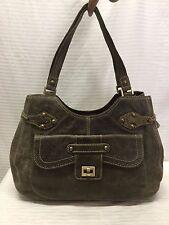 Rafe New York Green Leather Shoulder Bag purse