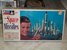 Monogram 1/144 Scale U.S. Space Missiles - Factory Sealed