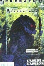 Predators: Preserve The Game (2010) #1 - Mini Comic Book - Dark Horse Comics