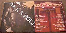 Best of pop music Oldies vol. II + rock 'nroll varoius Compilation-LP-rock