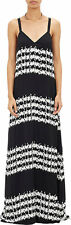 THAKOON ADDITION FLORAL-PRINT MAXI DRESS US 4 UK 8