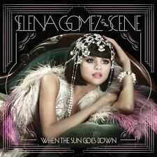 Selena Gomez & Scene : When the Sun Goes Down CD (2011)