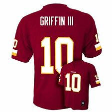 (2016-2017) Redskins ROBERT GRIFFIN III RG3 nfl ($55) Jersey YOUTH KIDS BOYS s