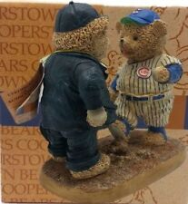 """Chicago Cubs Cooperstown Bears """"The Rhubarb"""" 1969 Cub -1900"""