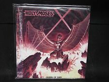 HOLY MOSES Queen Of Siam + 7 JAPAN MINI LP (Papersleeve) CD Temple Of The Absurd