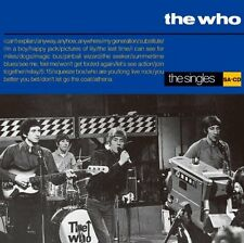 SHM-SACD The Who The Singles Limited Edition JAPAN ver. Single Rayer DSD Master