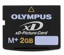 2GB XD MEMORY CARD TYPE M+ XD-PICTURE CARD FOR OLYMPUS FUJI CAMERAS