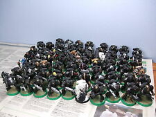 65 Rogue Trader Plastic Space Marines RTB01 Warhammer 40,000 40k GW