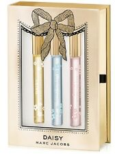 Marc Jacobs 3 Rollerball Coffret (0.33 oz each Daisy, Eau So Fresh, Dream), NEW