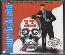 DANNY McMaster Voices in my Head cd single