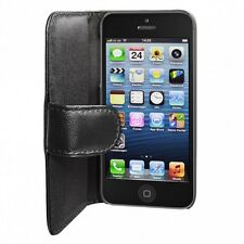 Artwizz SeeJacket Leder Echtleder Etui für Apple iPhone 5 /5S schwarz