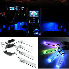 LED Car Atmosphere Interior Decorative Light Lamp Auto Cigarette Lighter 12V