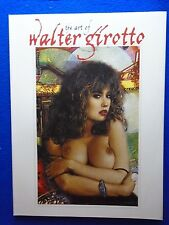 ~~ THE ART OF WALTER GIROTTO ~ ART-FANTASTIX GERMANY ~ 2002 ~ HARD TO FIND! ~~