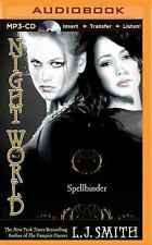 Night World: Spellbinder 3 by L. J. Smith (2015, MP3 CD, Unabridged)