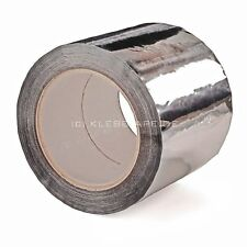 Aluminum PP Tape 100mm x 100m Aluminum adhesive tape Insulations Vapor lock