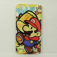 For Lenovo Vibe K5 / K5 Plus Mario Phone Case Cover Free Screen Protector