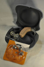 """Hansaton""  Base 1  Digital  Minature BTE Hearing Aid  For Left or Right Ear"