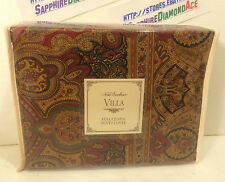 NOBLE EXCELLENCE VILLA! TREVISO! DUVET COVERS! FULL/QUEEN  #105137 BRAND NEW!