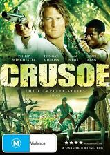 Crusoe - The Complete Series (DVD, 2010, 3-Disc Set)