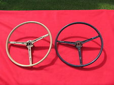 1946,1947,1948, Chrysler Steering Wheel, Blue or Ivory