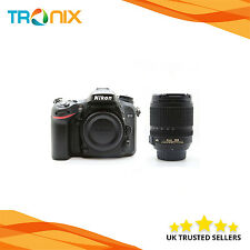 Nikon D7100 DSLR Body With 18-105mm Lens + 3 Years Warranty, Multi Languages.