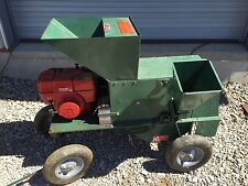 Kemp K8CH Wood Chipper Kohler Magnum 8 Gas Engine Powered