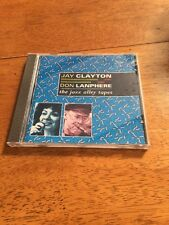 Jay Clayton / Don Lanphere - The Jazz Alley Tapes