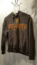 """Campus Drive Collection ARIZONA """"A's"""" Hoodie In Red Size L"""