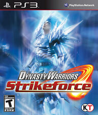 Dynasty Warriors Strikeforce (Sony, Playstation 3) NEW game