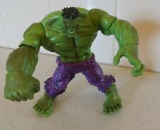 """The Incredible Hulk 2009 Hasbro 5"""" Poseable Jointed Marvel Action Figure"""