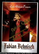 Fabian Behnisch TOP AK Orig. Sign. +7328 + 31150