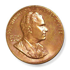 Richard M. Nixon Bronze Inauguration Medal January 20, 1969 Bronze Medal