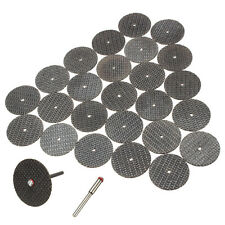25pcs Metal Cutting Discs Blades Grinding Wheel Rotary Tools for Grinder